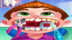 Dentist Mania || Dentist Games || Dentist Games For Kids || Dentist Game...