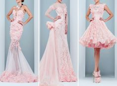 chandelyer:   Marwan and Khaled fall 2015 couture - High Fashion Haute Couture