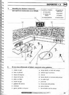 ISSUU - Vocabulario activo 1. Fichas con ejercicios fotocopiables (elemental…