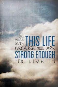 Strong Enough!!!!!!