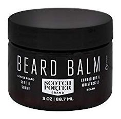 How does your beard look and feel? Is it coarse and unruly? Then it's time to try one of the best beard butters to tame it. A beard butter is typically a Best Beard Balm, Vitamins For Beard Growth, Beard Butter, Cedar Oil, Hair Balm, Beard Conditioner, Bay Rum, Beard Look, Natural Man