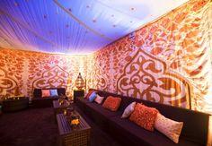 arab tent
