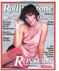Sexy Covers: 276: Linda Ronstadt Photo - Rolling Stone's Hottest Covers   Rolling Stone