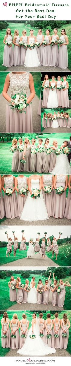 Up to 50% off for ALL bridesmaid dresses & FREE worldwide shipping!!! Ends in few days! YOU LOSE YOU SNOOZE!