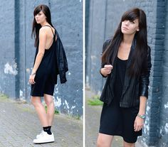 Get this look: http://lb.nu/look/6508458  More looks by Lucy De B.: http://lb.nu/lovelybylucy  Items in this look:  Leather Jacket