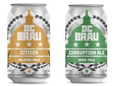 Corruption Ale. HA!