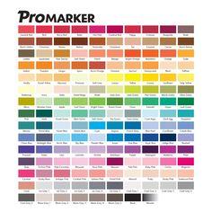 Letraset - Pennarello ProMarker Pen, colori vari O148 - Peach: Amazon.it: Casa e cucina