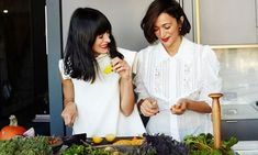 EyeSwoon's Athena Calderone talks to Laila Gohar of Sunday Supper on cooking, recipes and entertaining. Veggie Dishes, Food Dishes, Diet Meal Plans, We The People, Girl Crushes, Health Fitness, Cooking Recipes, Flower Girl Dresses, Weight Loss
