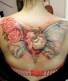 Tattoo Artist - Alexander Pashkov