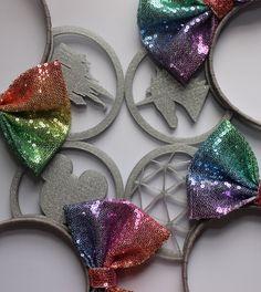 Image of 3D Glitter Ears