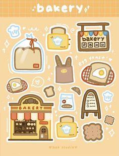 Kpop Stickers, Korean Stickers, Tumblr Stickers, Kawaii Stickers, Diy Stickers, Printable Stickers, Journal Stickers, Scrapbook Stickers, Sticker Shop