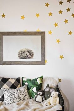 Designing a Small Nursery on a Budget