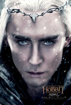 Thranduil - The Hobbit: The Battle of the Five Armies