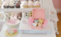 Sweet Petite Sweet Heart Cookies by SweetPetiteShoppe on Etsy