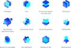 Matrix Logo, Blue Website, Data Icon, 3d Icons, Graphic Patterns, Graphic Design, Computer Icon, Flat Design Illustration, Isometric Design