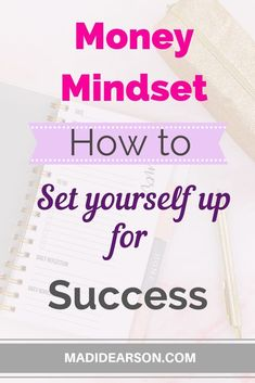 Slaying your goals and building your business start with the right mindset. Having a success mindset or a money mindset is important. Here are 4 steps you can take to get into the mindset you need to succeed in business and in life. Start A Business From Home, Starting A Business, Success Mindset, Positive Mindset, How To Make Money, How To Get, How To Plan, Business Tips, Online Business