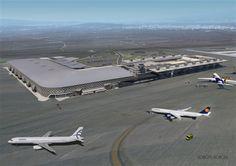 Μπουλντόζες στα 14 αεροδρόμια