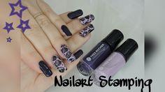 Tuto Nail Art Stamping Gourmand
