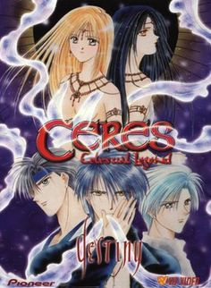 Ayashi no Ceres one of the first manga i read and anime's i fell in love with
