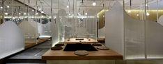 Diaoye Niunan Restaurant by Golucci International Design, Beijing – China » Retail Design Blog