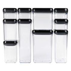 OXO Good Grips® 10-Piece POP Container Set - BedBathandBeyond.com