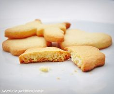Szybkie kruche ciasteczka Cornbread, Sweet Treats, Food And Drink, Sweets, Cookies, Vegetables, Ethnic Recipes, Ds, Halloween