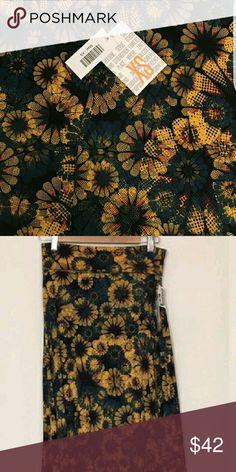 LulaRoe XS maxi skirt LulaRoe XS maxi skirt LuLaRoe Skirts Maxi