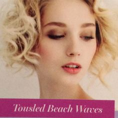 — Get the #look! #tousled #beachwaves ❤️ 1. Wash...