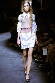 Miu Miu Spring 2010 Ready-to-Wear - Collection - Gallery - Style.com