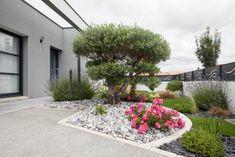 Gravel Landscaping, Habitats, Outdoor Living, Sweet Home, Landscape, Architecture, Plants, Decoration Facade, Gardening