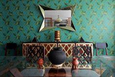 Parque México: Comedores de estilo topical por All Arquitectura