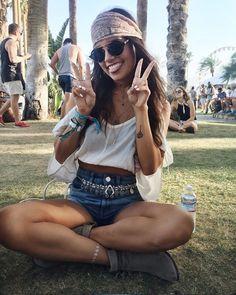 Tess Christine - Coachella