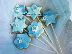 biscotti battesimo bambina - Cerca con Google