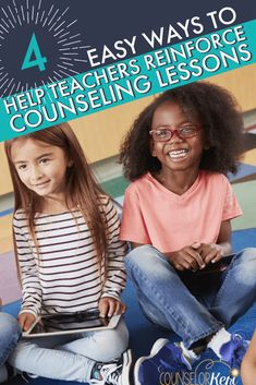 Help teachers reinforce counseling lessons in the classroom after your lesson is over! Check out these 4 tips for keeping your content in the classroom. High School Counseling, Elementary School Counselor, Career Counseling, Elementary Schools, School Counselor Organization, School Leadership, Educational Leadership, Educational Technology, Play Therapy Activities