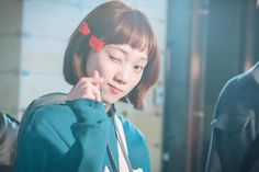 MBC 역도요정 김복주 <5,6화 비하인드컷> #역도요정김복주 #weightliftingfairykimbokjoo #이성경 #leesungkyung #mbcdrama #복블리 #커엽다 Kim Bok Joo Swag, Weighlifting Fairy Kim Bok Joo, Nam Joo Hyuk Lee Sung Kyung, Kim Book, Swag Couples, Nam Joohyuk, Weightlifting Fairy, Meme Faces, Swagg