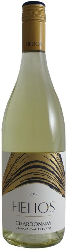 Helios Chardonnay 750 mL Wines, Bottle, Flask, Jars