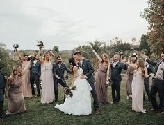 Modern Neutral Wedding in Temecula, California - Inspired By This