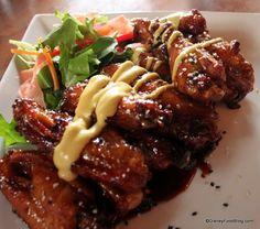 Kona Cafe - Kona Sticky Wings