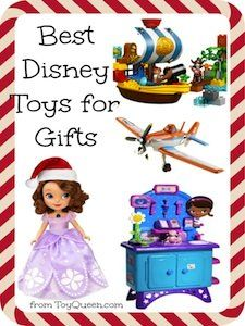 Toy disney gifts, games and toy recommendations from ToyQueen.com.