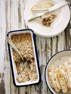 Duck rillettes #recipe #birthday2013