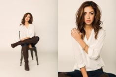All In The Details / December '13 Lookbook #shopsosie #lookbook #basic #jean #overtheknee #boots #blouse