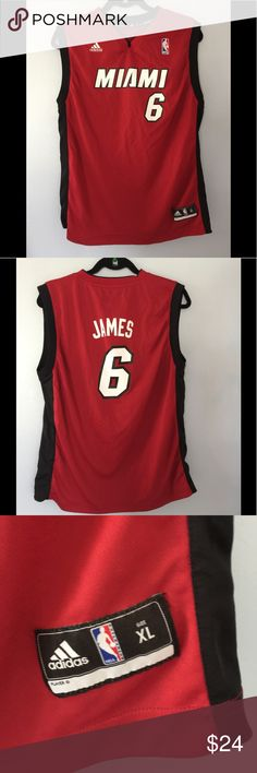 c2506035e1254 Jerseys UDA LeBron James Signed Cleveland Cavaliers Authentic Adidas Home  Jersey