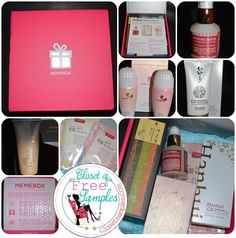 Try New Products & Feel Beautiful with Memebox ~ Review | Closet of Free Samples | Get FREE Samples by Mail | Free Stuff | closetsamples.com...