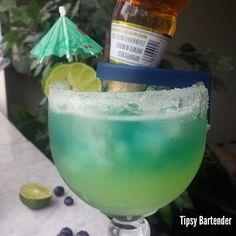 Tipsy Blueberry King Margarita Tipsy Bartender