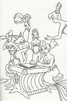 Treasure Chest, : Ariel Little Mermaid Found Treasure ...