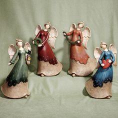 Joyful Angels Figurines Set