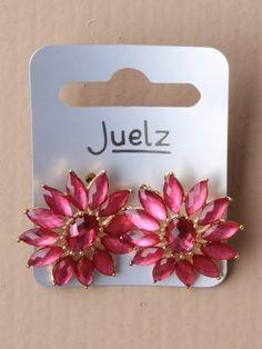 #incauk #hair #accessories #flowers #earrings  incauk.com