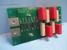 Siemens A1-116-100-512 Simoreg DC Drive Field Current Shunt Snubber PCB Board. See more pictures details at http://ift.tt/1ObUJlk