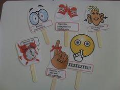 Classroom Rules, Preschool Classroom, Classroom Decor, Kindergarten, 1st Day Of School, Back To School, Autumn Leaves Craft, Class Rules, Class Decoration