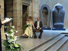 Rijksmuseum van Oudheden trouwen in een museum, dat is pas bijzonder!
